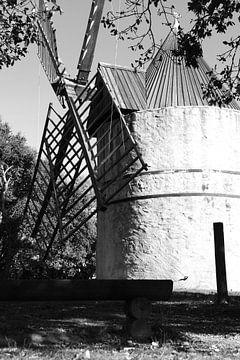 Moulin de Paillas Ramatuelle von Tom Vandenhende