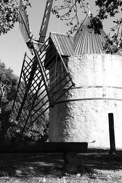 Moulin de Paillas Ramatuelle van Tom Vandenhende