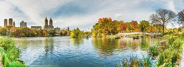 Central Park, New York - Panorama sur Maarten Egas Reparaz