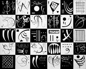 Dertig, Wassily Kandinsky...