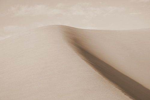 Dünen von Playa del Ingles, Spanien, Gran-Canaria van