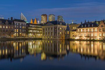 Den Haag Skyline van Marc Broekman