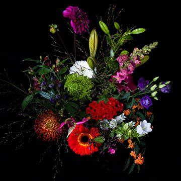 Bloemen pracht von Hermen Buurman
