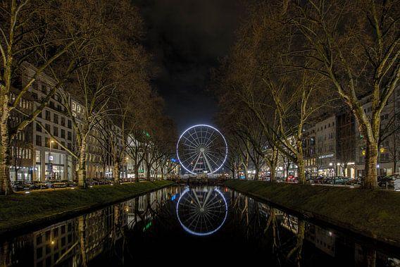 Reuzenrad Köningsallee Düsseldorf