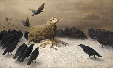 Angst, August Friedrich Albrecht Schenck