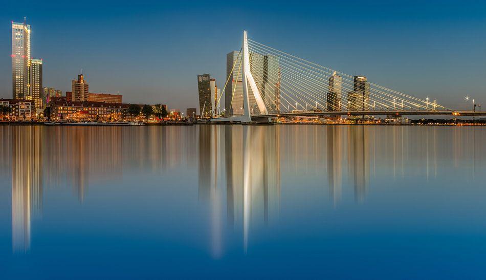 Zomeravond in Rotterdam ...