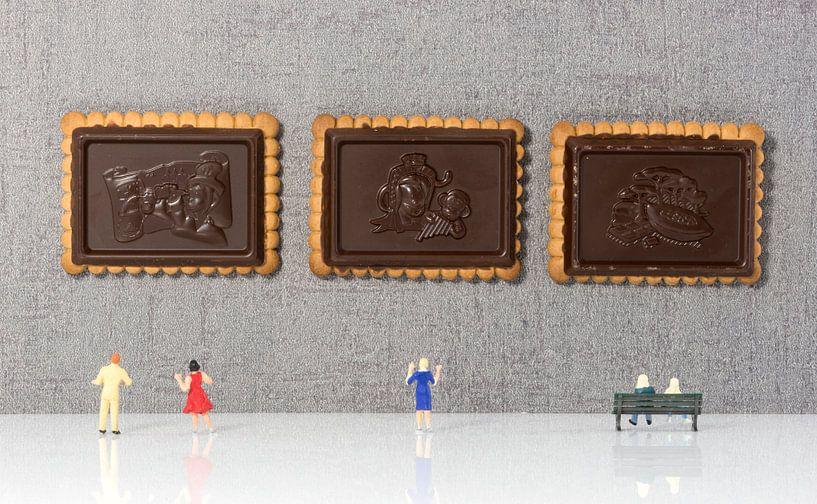 museum van koekjes van Compuinfoto .