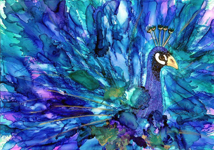 Pauw van Jolanda Berbee