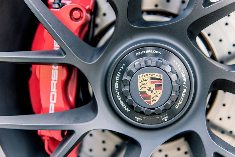 Porsche 911 von Sytse Dijkstra