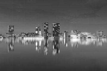 Almeerse skyline van