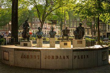 Amsterdam Johnny Jordaan Plein van Dana Oei fotografie