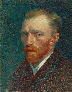 Vincent van Gogh. Zelfportret van