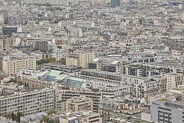 Parijs van David Bleeker
