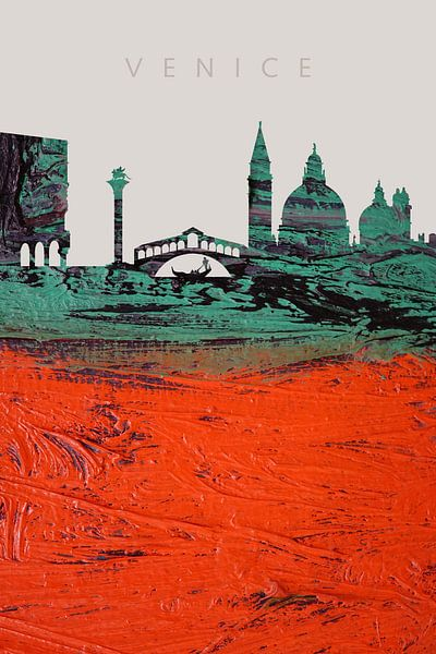 Venice in a nutshell van Harry Hadders