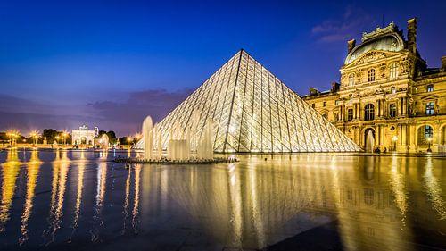Het Louvre von Michiel Buijse