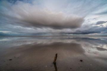 Waddenzee 1 van Peter Bijsterveld