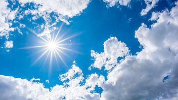 Strahlende Sonne von Günter Albers