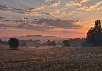 Landschaft bei Vaals. von Jurgen Maassen