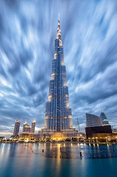 Burj Khalifa sur Igwe Aneke