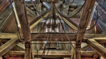 Martinitoren Klokken in Groningen von Groningen Fotografie