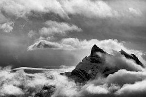 Cloudy Peak von Marian Merkelbach
