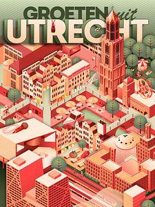 Groeten uit Utrecht von