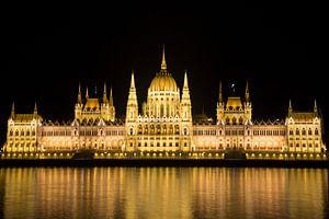 Parlementsgebouw Boedapest van