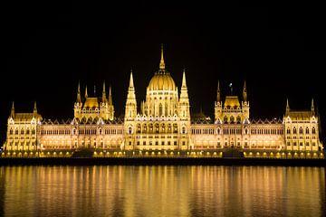 Parlementsgebouw Boedapest von Willem Vernes