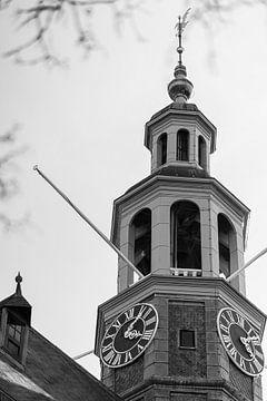 Turmspitze der Aa-Kirche von Foto's uit Groningen