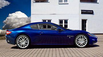 Maserati GranTurismo von aRi F. Huber