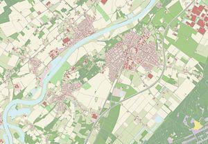 Kaart vanBeesel