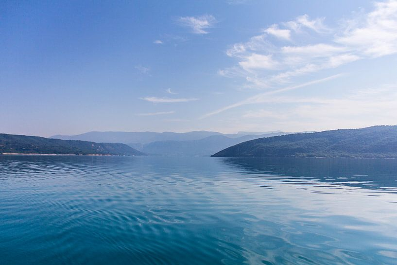 Lac de Saint-Croix van Bernd Vos