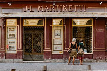 J-L Martinetti van Huib Vintges