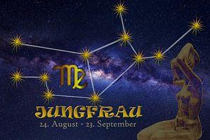 Sternzeichen - Jungfrau