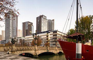 Bridge in Rotterdam, Netherlands van