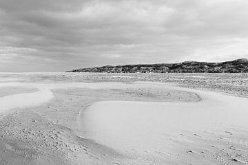 Zand en lucht van Jan Pott