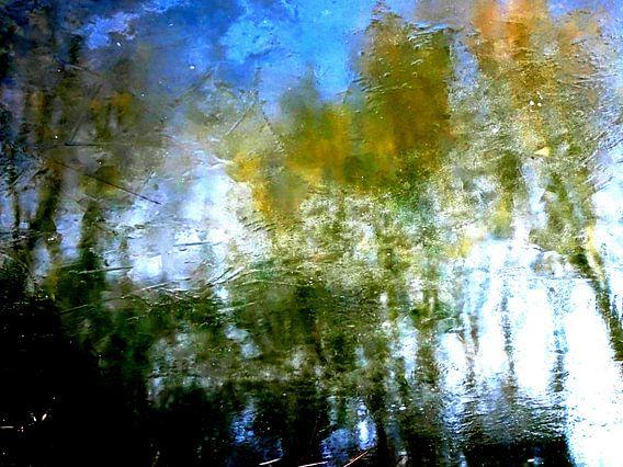 Urban Painting 127 van MoArt (Maurice Heuts)