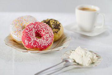 zoete donuts van