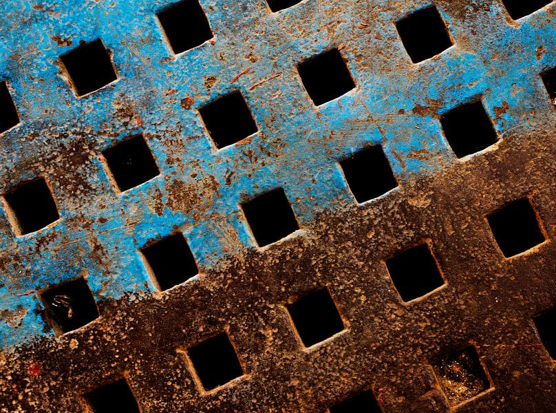 Old floor von Greetje van Son