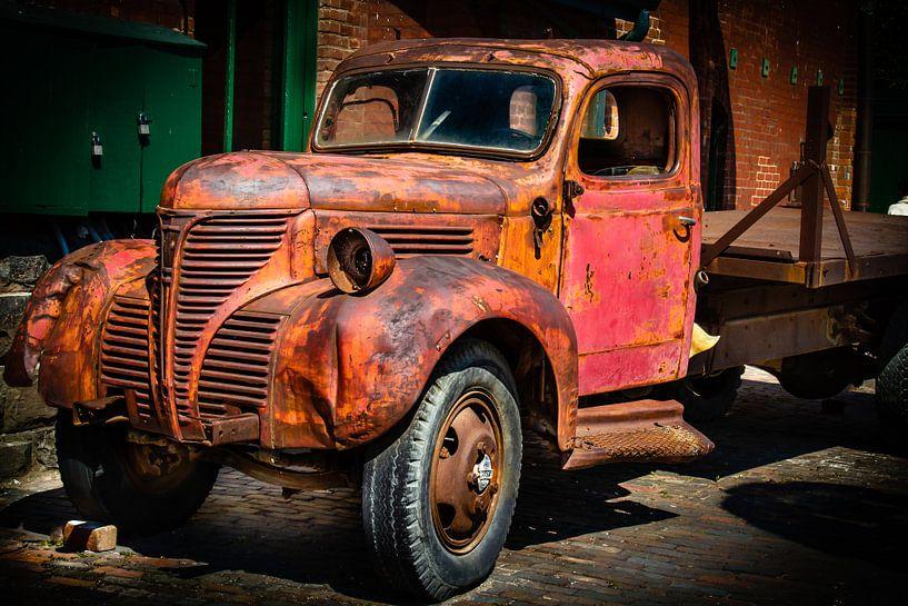 Oude Pick-Up Truck Toronto van Jan van Dasler