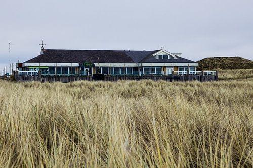 Strandpaviljoen STRUIN, Camperduin Noord-Holland