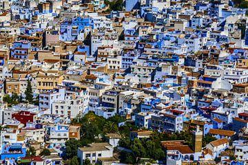 Chefchaouen (Marokko) van