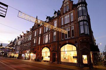 Nobelstraat in Utrecht van Donker Utrecht