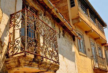 The Balcony van Sabrina Varao Carreiro