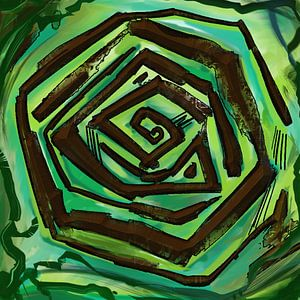 Jungle von Nathalie Antalvari