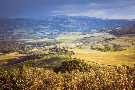 Valei in Toscane