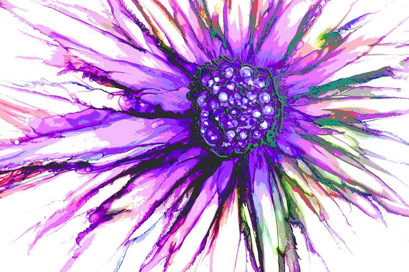 Blume / Blume von Joke Gorter