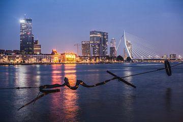 Erasmusbrug, Rotterdam von Stefan Lucassen