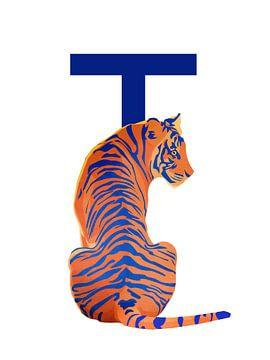 T - Tijger van Goed Blauw
