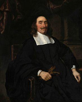 Porträt eines Herrn, Nicolaes Maes